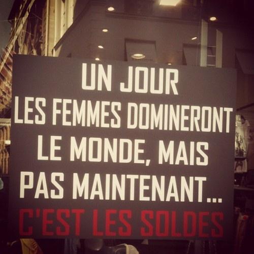 et les femmes: