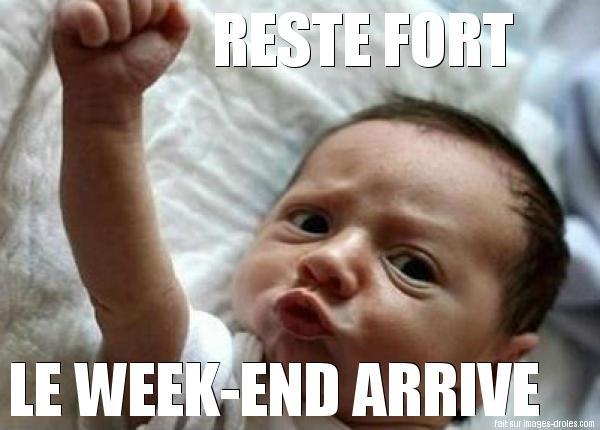 image drole week end