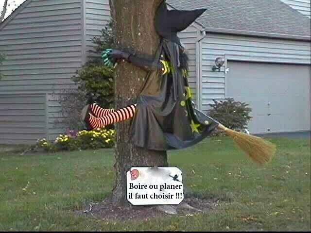 Effet photo drôle Halloween. Créez des photos drôles et animations GIF en