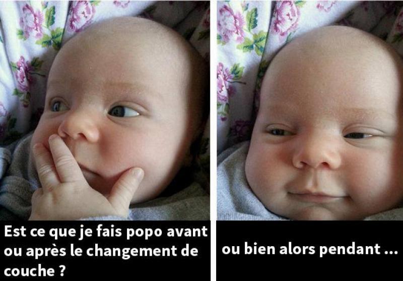 Développement de bébé  Tout les stades du développement