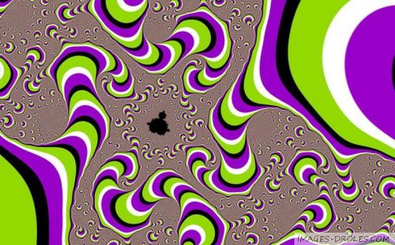 Illusion, Gag, photo, image avec illustion d'optique
