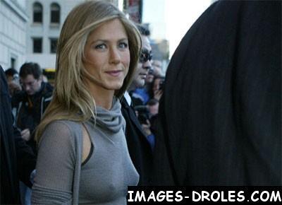 PHOTOS : La trs jolie Jennifer Aniston, nue, de face