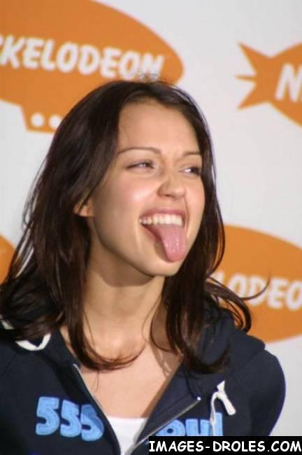 Jolie brune image dr 244 le c 233 l 233 brit 233 s