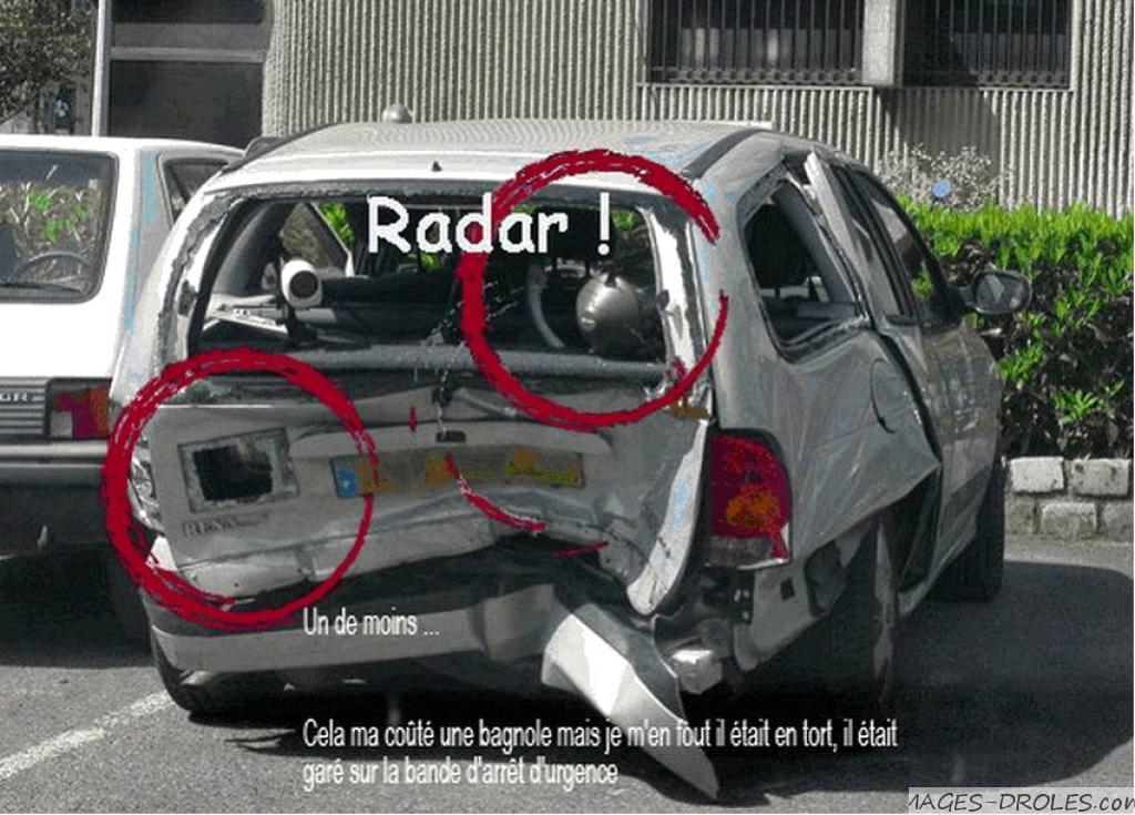 Hack d'un radar automatique  Image