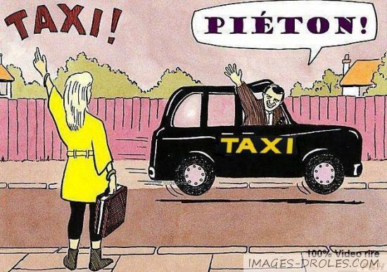 Taxi Image Drole Insolite